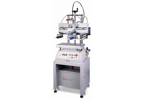 Small Format Pneumatic Screen Printer (With vacuum table)